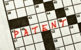 The Word PATENT on Crossword Puzzle